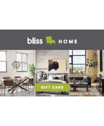 $100 Bliss Home Gift Card