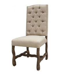 Marquez Tufted Back Dining Chair