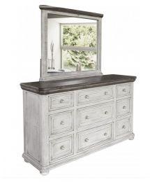 Luna 9 Drawer Dresser